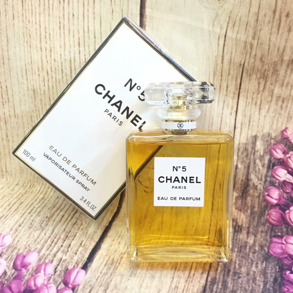 Chanel No5 Eau de Parfum 100ml (3.4oz)