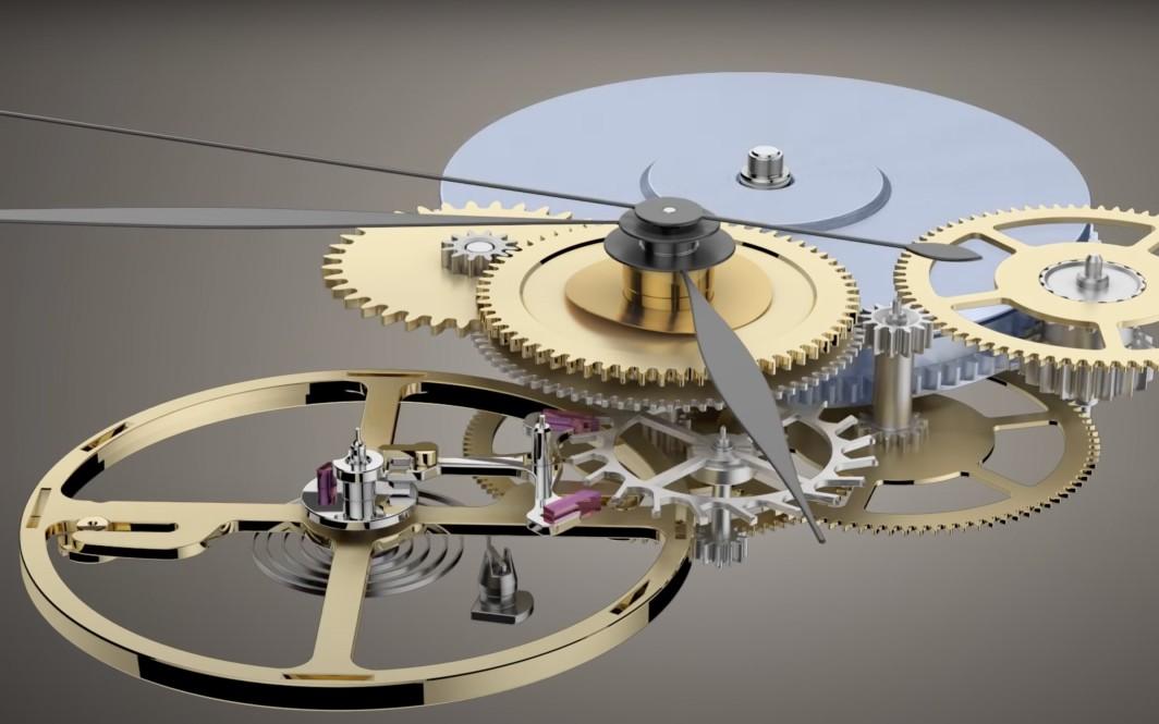 Tissot Powermatic80 Silicium - Cổ máy cơ khí hoạt động như thế nào ?