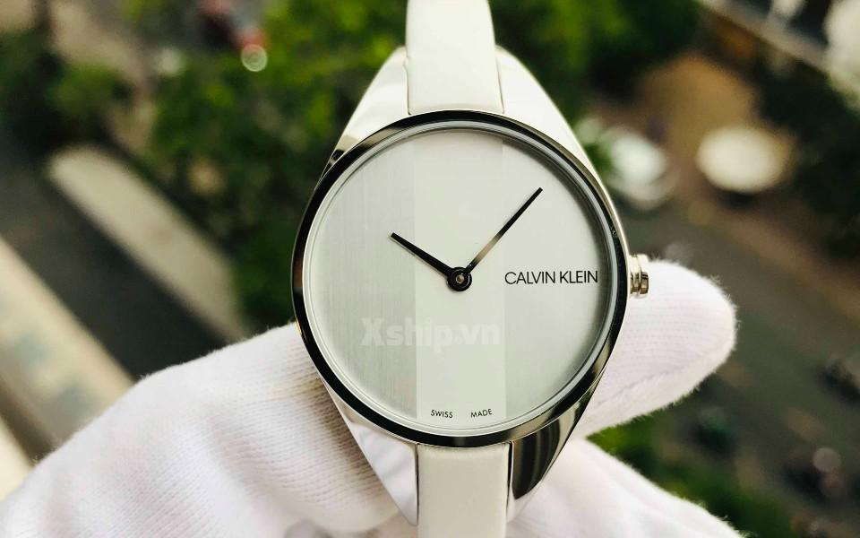 Đồng hồ nữ Calvin Klein Rebel máy pin đang có sẵn tại Xship.vn