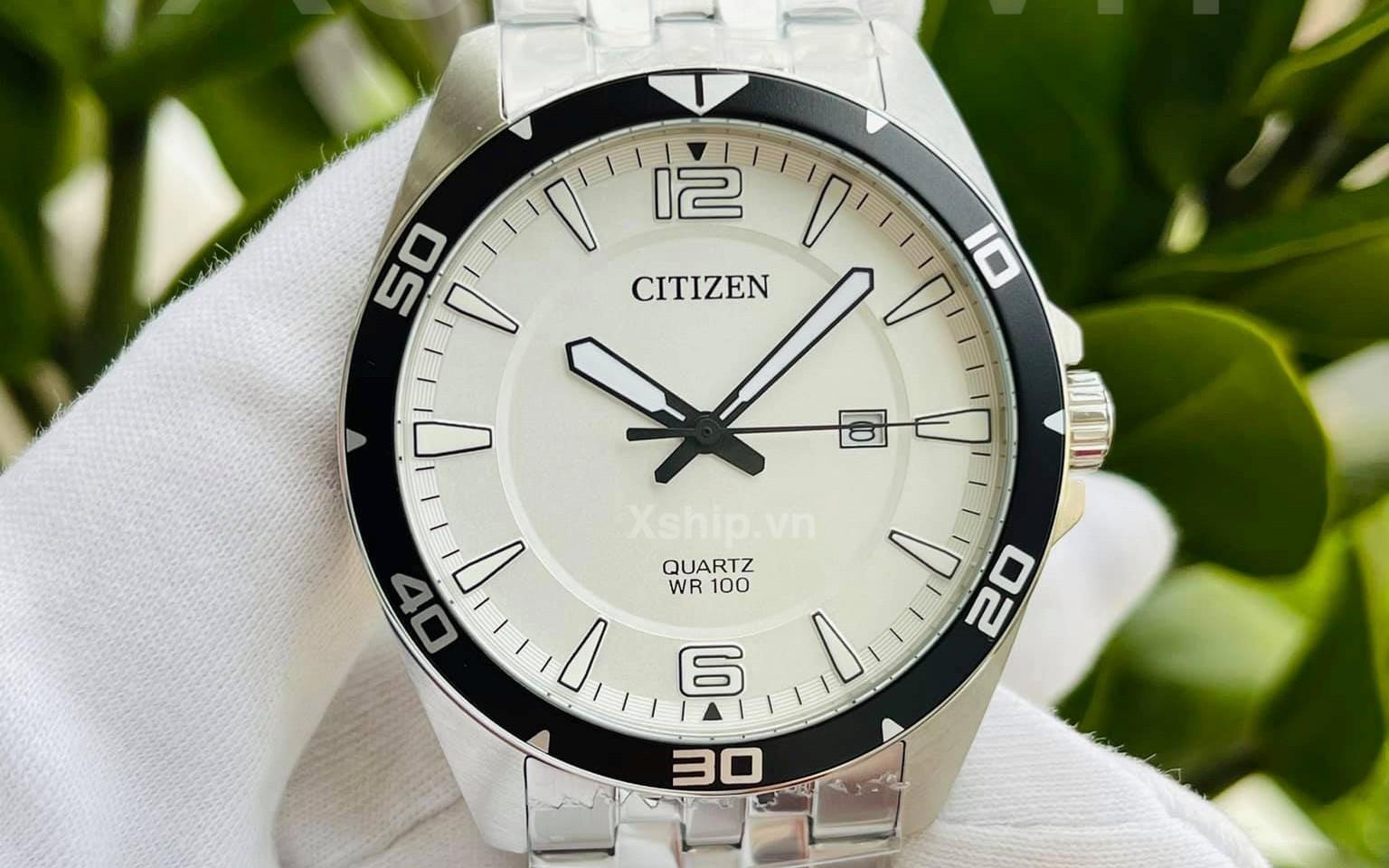 Đồng hồ nam Citizen máy pin đang có sẵn tại Xship.vn