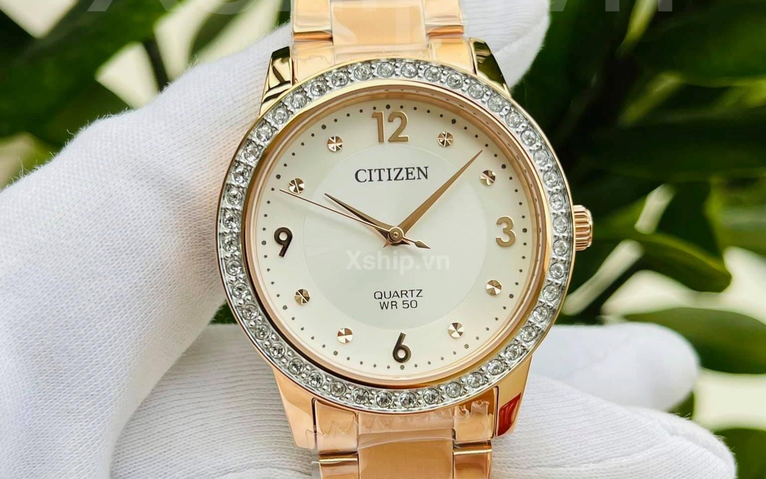 Đồng hồ Citizen nữ đang có sẵn tại Xship.vn